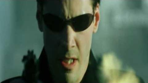 Matrix The Matrix Neo Dodging Bullets
