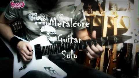 Metalcore guitar solo - Neogeofanatic-0