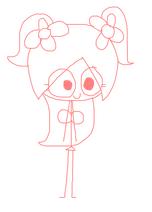 Rosie drawing