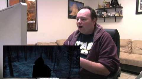 Rich Evans Star Wars The Force Awakens Trailer Reaction