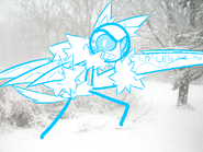Ice Wolf Mode