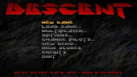 Descent OST - Level 3 (moon)