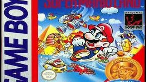 Super Mario Land Music - Muda Kingdom