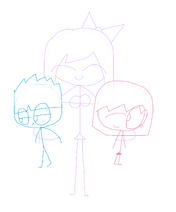 Lilac, Mort and Petal