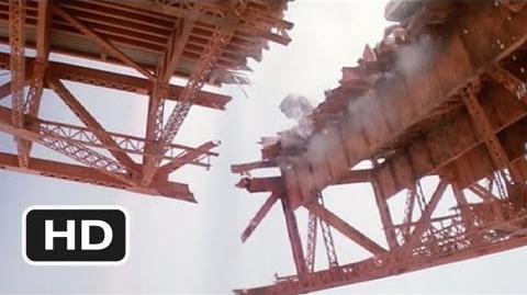 The Golden Gate Bridge Melts - The Core (8 9) Movie CLIP (2003) HD