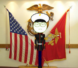 Veteran Sgt Lone Wolf