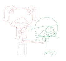 Rosie and Brianna(1)