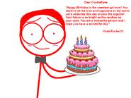 Birthday Greeting 2