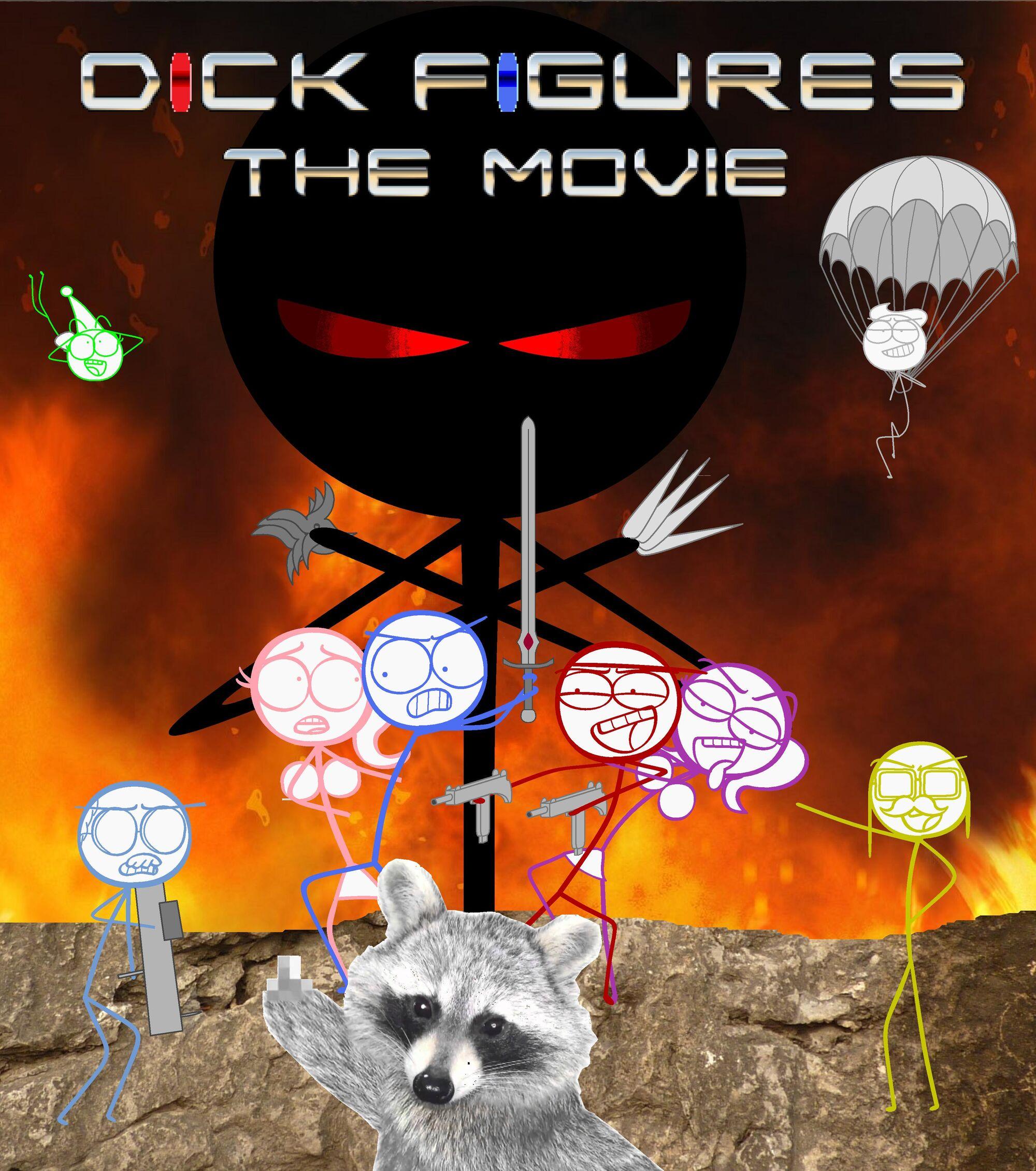 User Blog:Alpha-Lonewolf/DF Movie Poster Contest
