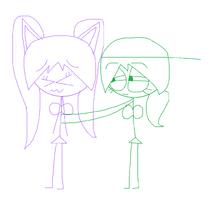 Kitty and Brianna(1)