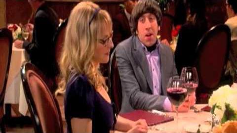 Big Bang Theory - Bernadette & Leonard X-Box fight
