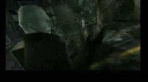 Metal Gear Solid The Twin Snakes Cutscenes 10 - Revolver Ocelot