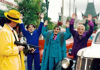 Dick Tracy and Gang (1990)