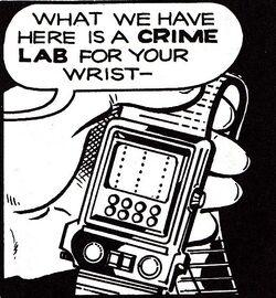 Wrist computer