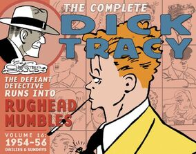 The Complete Chester Gould's Dick Tracy Volume 16