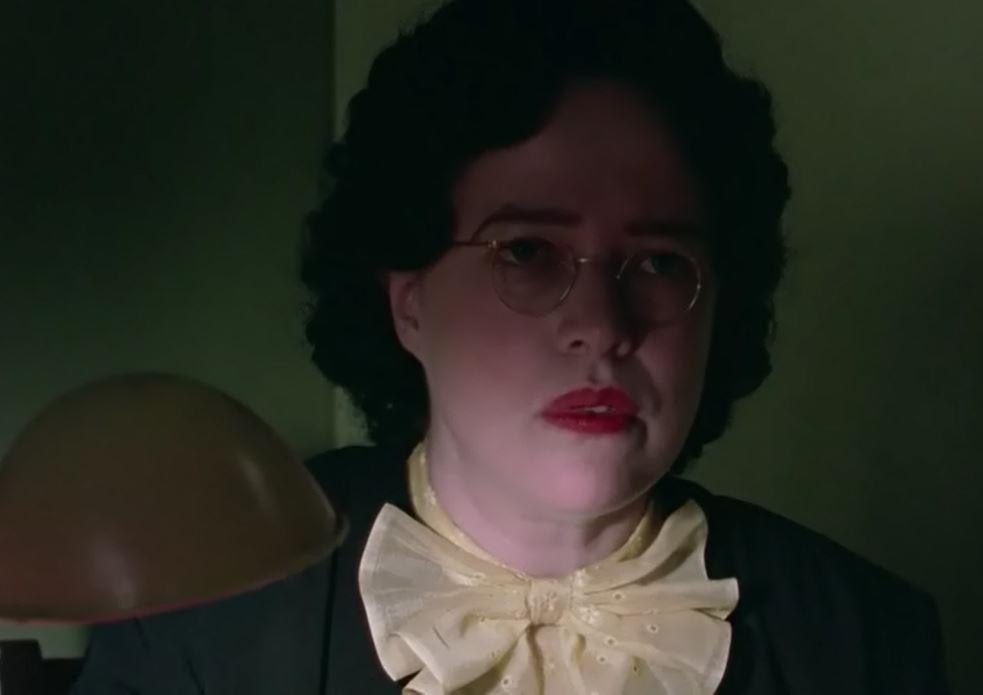 Mrs dick tracy