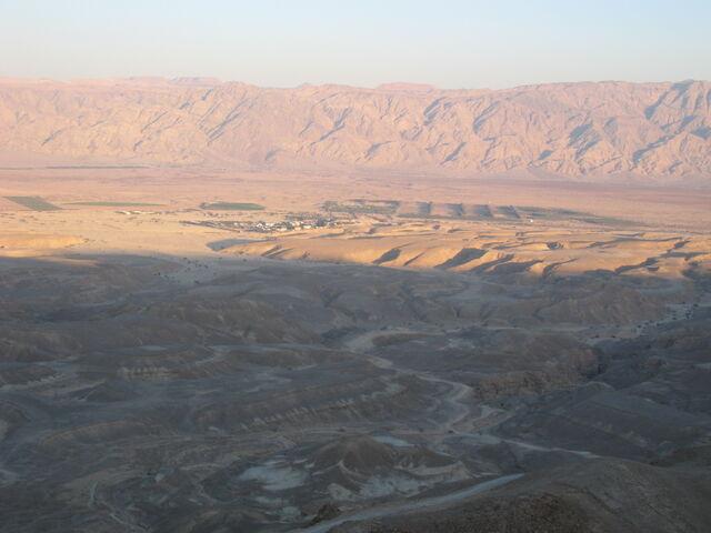 File:Wadi Aravah Sunset Israel Jordan.jpg