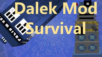 Dalek mod survival