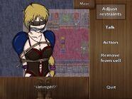 Athena captive