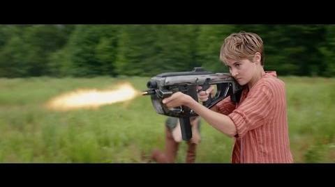Divergent Series Insurgent (Official Trailer)