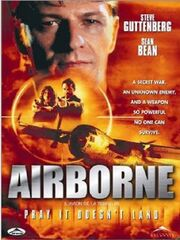 DHS- Airborne (1998) DVD cover