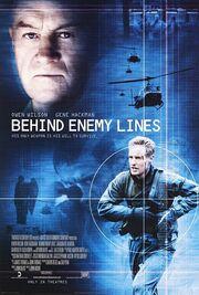 DHS- Behind Enemy Lines (2001) alternate movie poster
