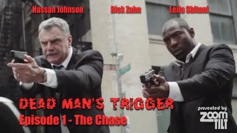 Dead Man's Trigger Episode 1 The Chase (New Action Drama Web Series)