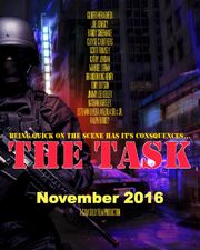 THE TASK short film 2016 version poster