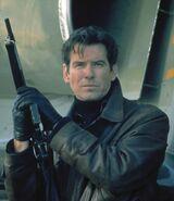 007 (Pierce Brosnan) in Tomorrow Never Dies