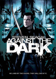 DHS- Against the Dark DVD cover