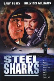 DHS- Steel Sharks (1997) alternate dvd cover poster