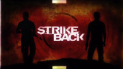 DHS- Strike Back title show close-up