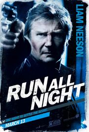 DHS- Run All Night (2015) alternative poster
