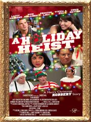 DHS- A Holiday Heist 2011 cover poster artwork
