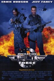 DHS- Operation Delta Force (1997) movie poster