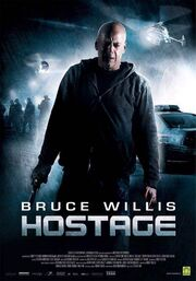 Hostage (2005) alternate movie poster