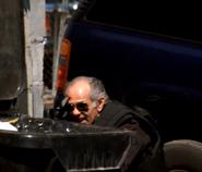 DHS- FBI agent taking cover in Detonator (2003)