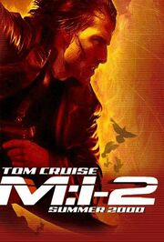 DHS- Mission Impossible 2 movie poster