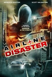 DHS- Airline Disaster movie poster cover