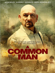 DHS- A Common Man (2013) movie poster