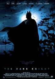 DHS- The Dark Knight (2008) alternative movie poster