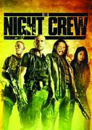 DHS- The Night Crew (2015) movie poster