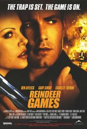 DHS- Reindeer Games official poster