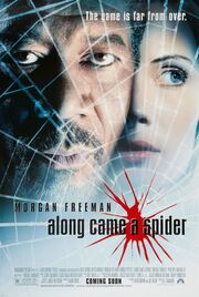 DHS- Along Came a Spider movie poster