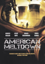 DHS- American Meltdown 2004 dvd movie cover case