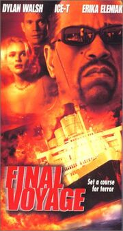 DHS- Final Voyage (1999) vhs tape cover