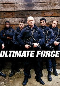DHS- Ultimate Force TV show poster