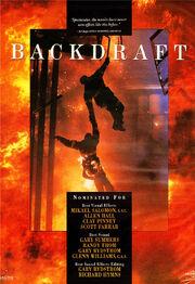 DHS- Backdraft VFX promotion poster