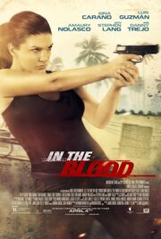 DHS- In the Blood (2014) movie poster