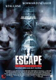 DHS- Escape Plan (2013) movie poster